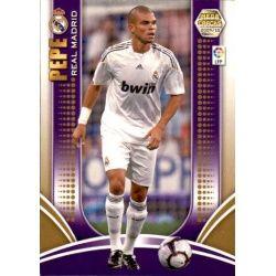 Pepe Real Madrid 131 Megacracks 2009-10