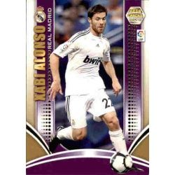 Xabi Alonso Serie Oro Real Madrid 136 Megacracks 2009-10