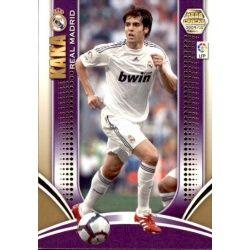 Kaká Serie Oro Real Madrid 140 Megacracks 2009-10