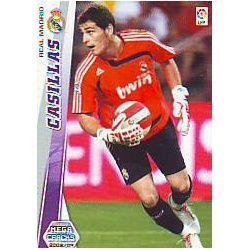 Casillas Real Madrid 146 Megacracks 2008-09