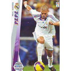 Pepe Real Madrid 150 Megacracks 2008-09