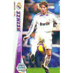 Heinze Real Madrid 151 Megacracks 2008-09