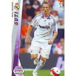 Guti Real Madrid 155 Megacracks 2008-09
