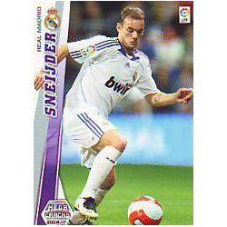 Sneijder Real Madrid 156 Megacracks 2008-09