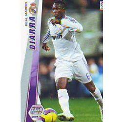 Diarrá Real Madrid 157 Megacracks 2008-09