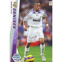 Robinho Real Madrid 158 Megacracks 2008-09