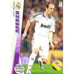 Robben Real Madrid 159 Megacracks 2008-09