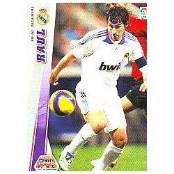 Raul Real Madrid 160 Megacracks 2008-09