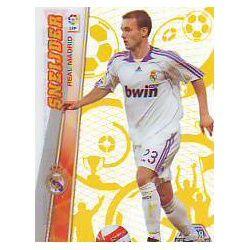 Sneijder Mega Estrellas Real Madrid 377 Megacracks 2008-09