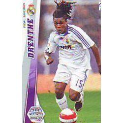 Drenthe Nuevas Fichas Bis Real Madrid 158 Bis Megacracks 2008-09