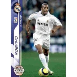 Robinho Real Madrid 195
