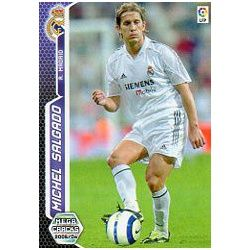 Michel Salgado Real Madrid 183 Megacracks 2005-06