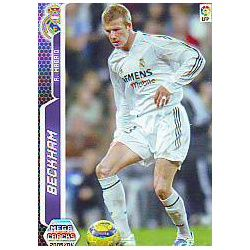 Beckham Real Madrid 192 Megacracks 2005-06