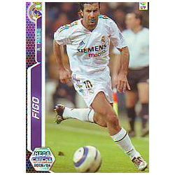 Figo Real Madrid 194 Megacracks 2005-06