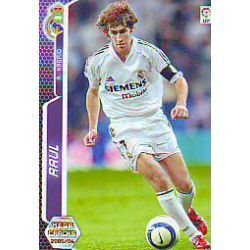Raul Real Madrid 197 Megacracks 2005-06