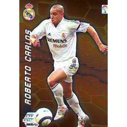 Roberto Carlos Mega Estrellas 371 Megacracks 2005-06