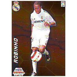 Robinho Nuevas Fichas Bis 396 Megacracks 2005-06