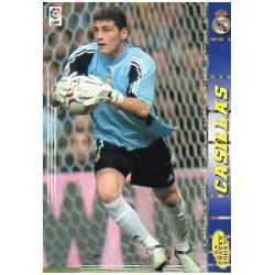 Casillas Real Madrid 164 Megacracks 2004-05