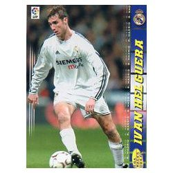 Ivan Helguera Real Madrid 166 Megacracks 2004-05