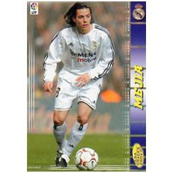 Mejia Real Madrid 170 Megacracks 2004-05