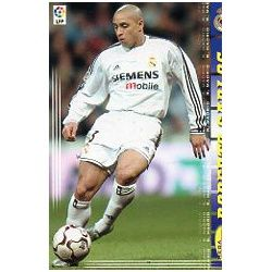 Roberto Real Madrid 171 Megacracks 2004-05