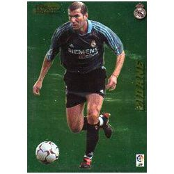 Zidane Mega Estrellas Real Madrid 384
