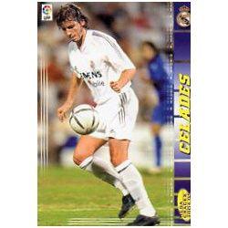 Celades Nuevas Fichas Bis Real Madrid 172 Megacracks 2004-05