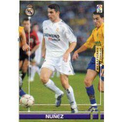 Nuñez Fichas Bis Real Madrid 157 Bis
