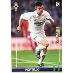 Portillo Fichas Bis Real Madrid 161 Bis