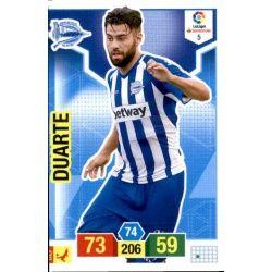 Duarte Alavés 5Adrenalyn XL La Liga Santander 2018-19