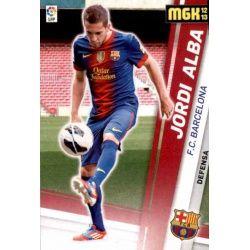 Jordi Alba Barcelona 44Megacracks 2012-13