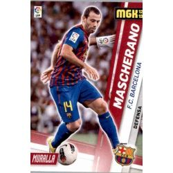 Mascherano Barcelona 42Megacracks 2012-13