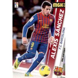 Alexis Sanchez Barcelona 50 Megacracks 2012-13