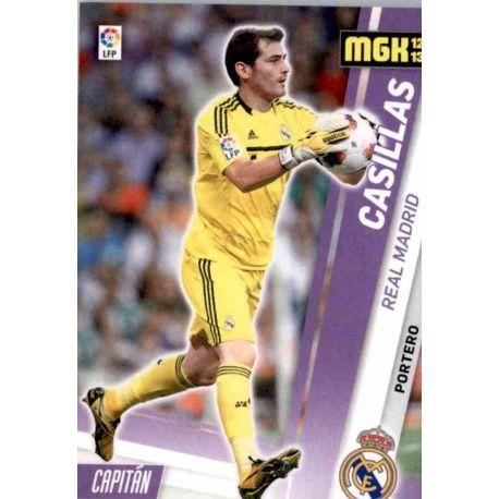 Casillas Real Madrid 182 Megacracks 2012-13