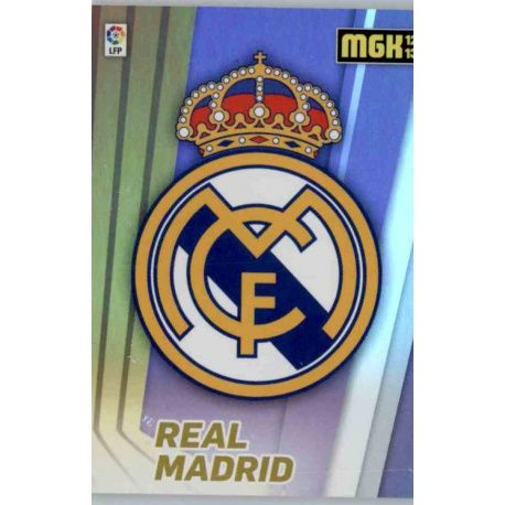 Emblem Real Madrid 181 Megacracks 2012-13