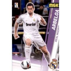 Arbeloa Real Madrid 183 Megacracks 2012-13