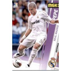 Pepe Real Madrid 184 Megacracks 2012-13