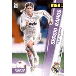 Sergio Ramos Real Madrid 185 Megacracks 2012-13