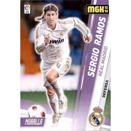 Sergio Ramos Real Madrid 185 Megacracks 2012-13