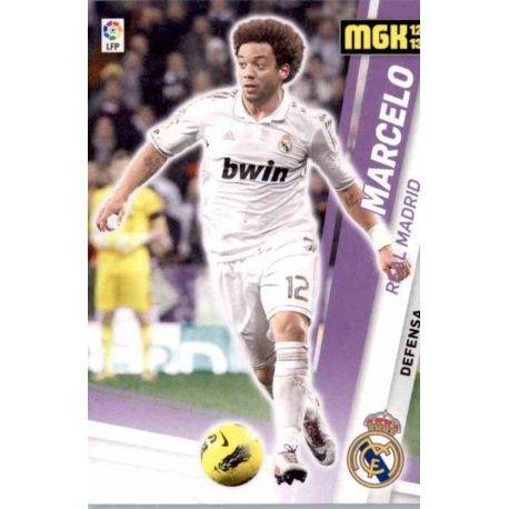 Marcelo Real Madrid 187 Megacracks 2012-13