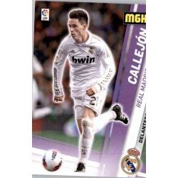 Callejón Real Madrid 195 Megacracks 2012-13