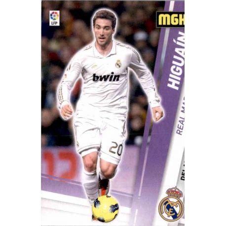 Higuaín Real Madrid 196 Megacracks 2012-13