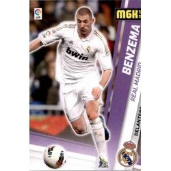 Benzema Real Madrid 198 Megacracks 2012-13