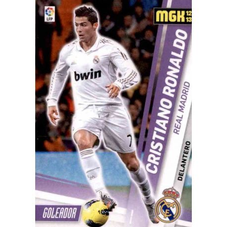Cristiano Ronaldo Real Madrid 197 Cristiano Ronaldo
