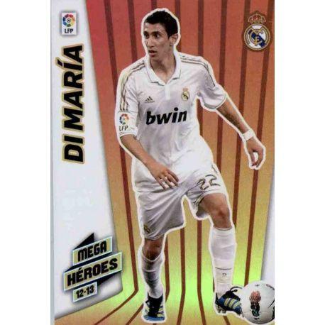 Di María Mega Héroes Real Madrid 368 Megacracks 2012-13