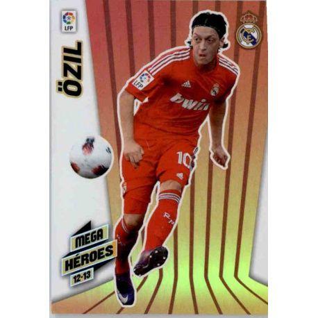 Özil Mega Héroes Real Madrid 376 Megacracks 2012-13