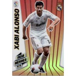 Xabi Alonso Mega Héroes Real Madrid 386 Megacracks 2012-13