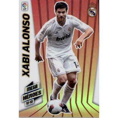 Xabi Alonso Mega Héroes Real Madrid 386 Megacracks 2012-13
