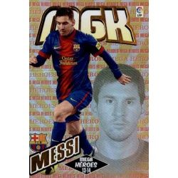 Messi Mega Héroes Barcelona 397Leo Messi