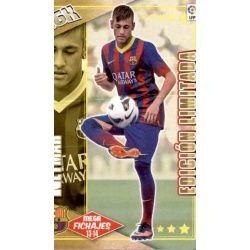 Neymar Edición Limitada Barcelona 505 Megacracks 2013-14